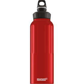Sigg WMB Traveller Drinking Bottle 1500ml, red
